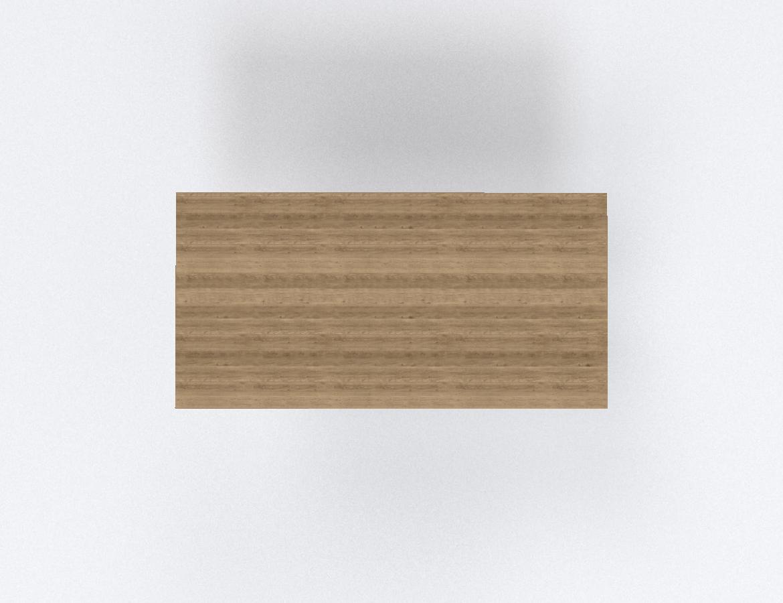 Bureaublad oak medium