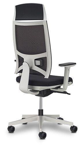 Bureaustoel Fresh Air met netweave rug Manager uitvoering