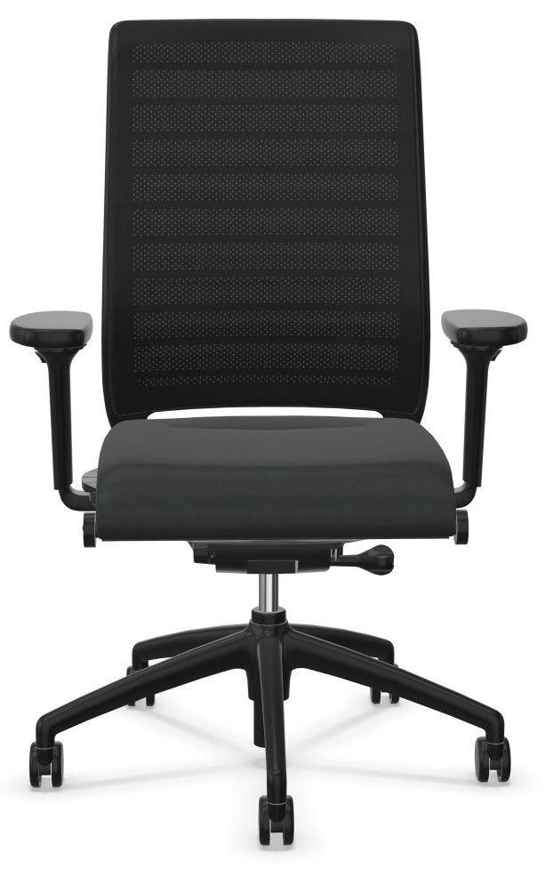 Interstuhl bureaustoel Hero zwart