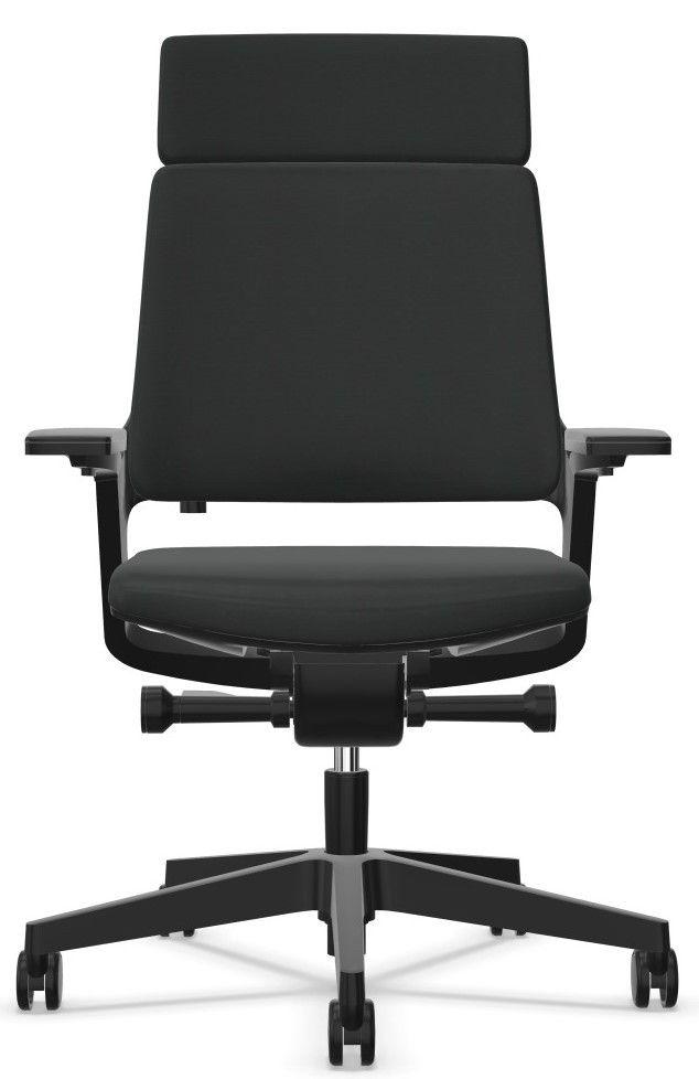 Bureaustoel MOVYis3 zwart