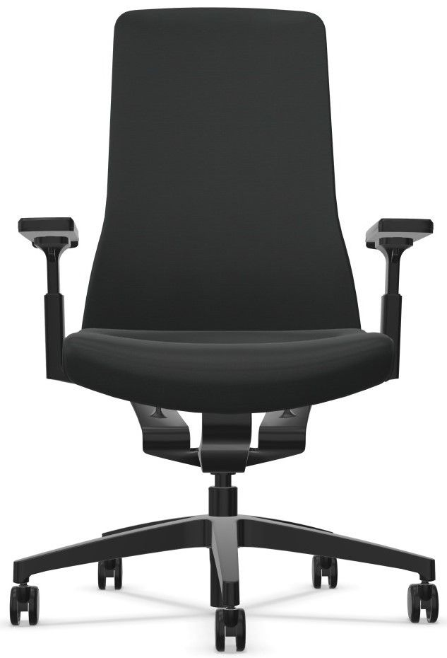 Bureaustoel Interstuhl Pureis3 zwart