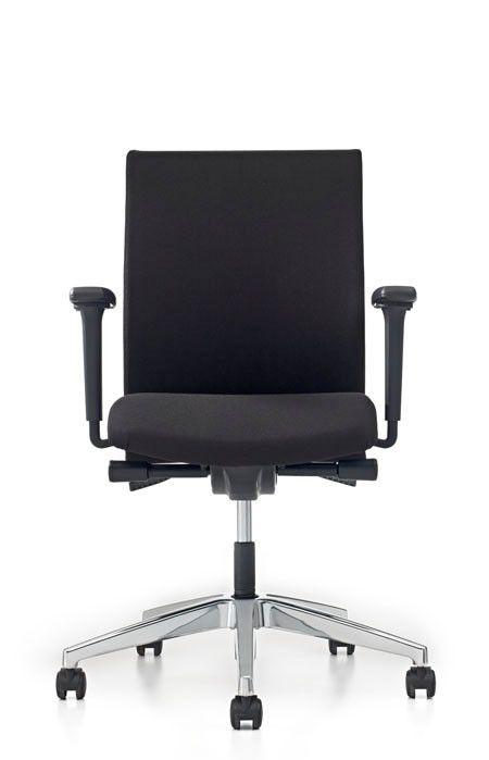 Prosedia bureaustoel voor thuiswerken Se7en Flex 3498 NPR 1813 voorzijde