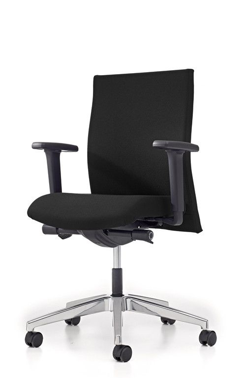 Bureaustoel Prosedia Se7en 3464 grijs voorkant