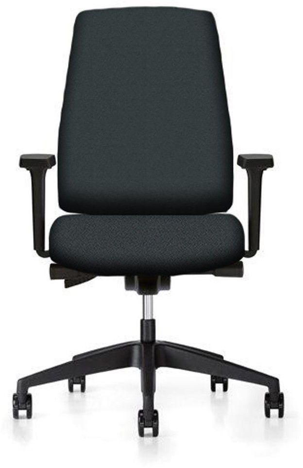 Prosedia Seven 16G2 bureaustoel grijs voorkant