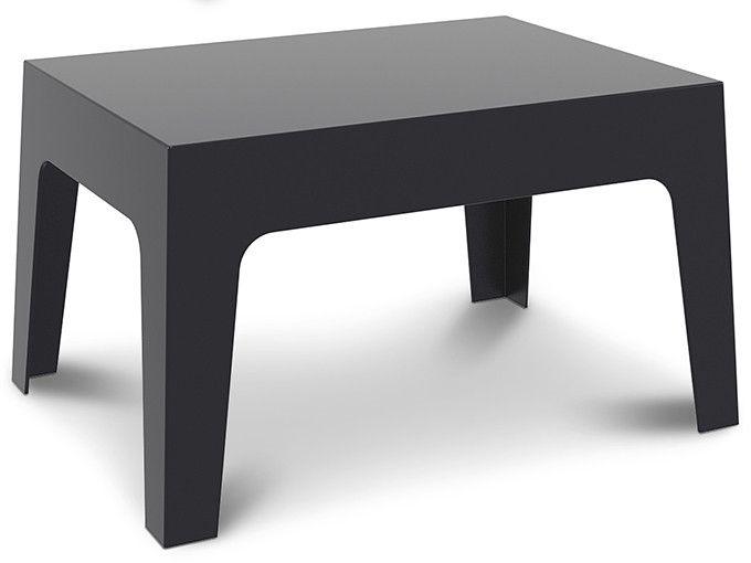 Box tafel zwart
