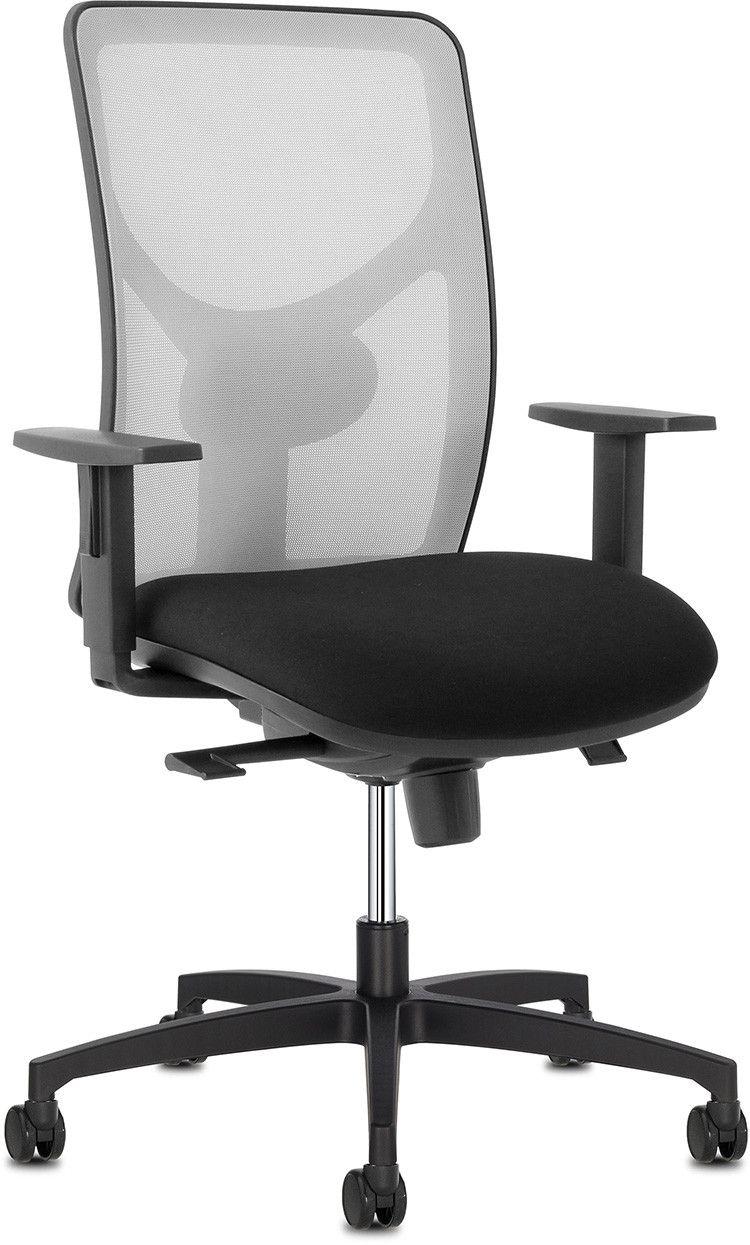 Scherp geprijsde bureaustoel Sit 1 wit