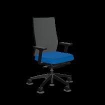 Bureaustoel Sedus Se:do blauw