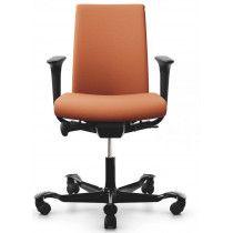 Bureaustoel HAG Creed 6003 stoffering oranje