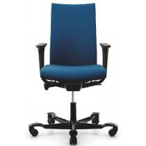 Bureaustoel HAG Creed 6006 stoffering blauw