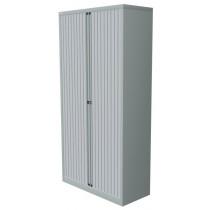 Roldeurkast 198x102x45cm Aluminium