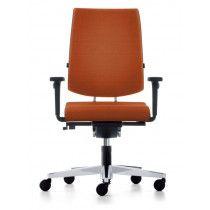 Oranje Arbo bureaustoel Sedus Black Dot