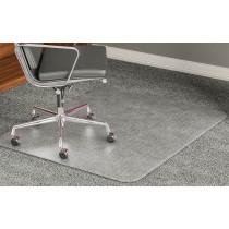 Stoelmat OMF voor tapijt 150x120cm