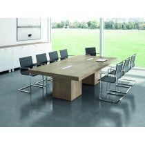 Luxe vergadertafel voor directiekantoor T45 meeting