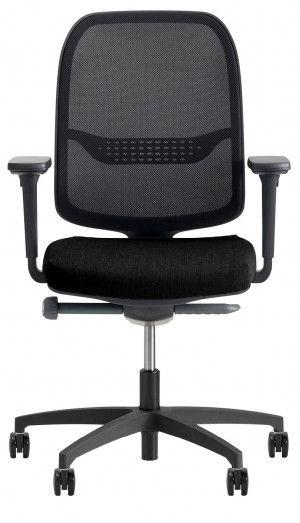 Bureaustoel Beta Be Fine 6402 zwart