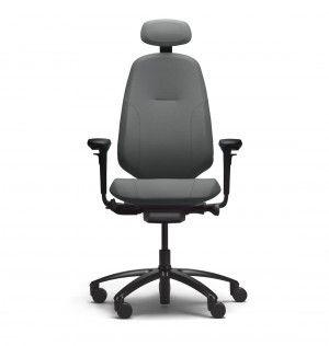 Thuiswerk bureaustoel RH Mereo 300 grijs