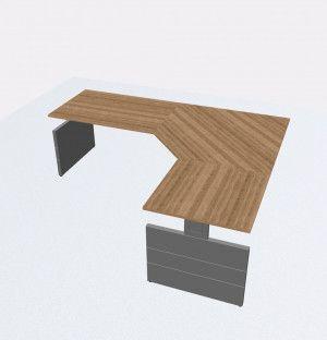 Hoekbureau Nova CAD opstelling
