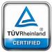 Bureaustoel ERGOM T2 Basic TUV certificering