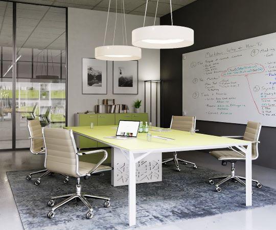Moderne kantoorinrichting door OfficeMania